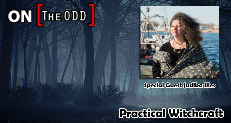 Practical Witchcraft – an Interview with Judika Illes