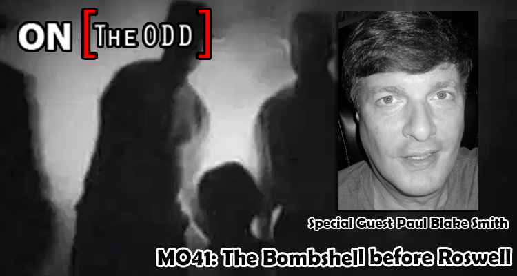 MO41: Bombshell before Roswell