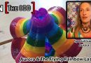 Aurora & The Flying Rainbow Lasagne