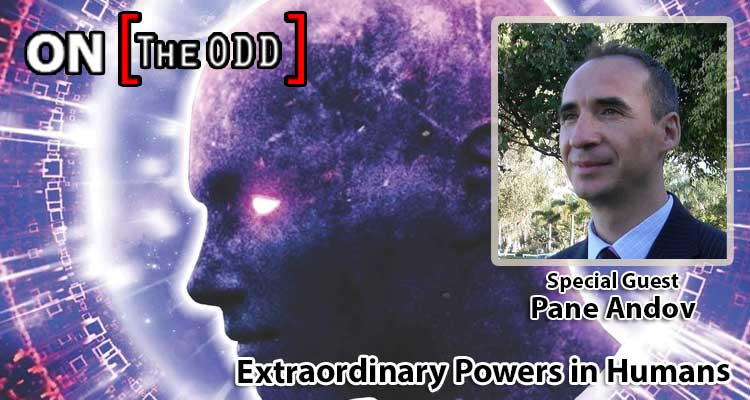Extraordinary Powers in Humans UPDATED